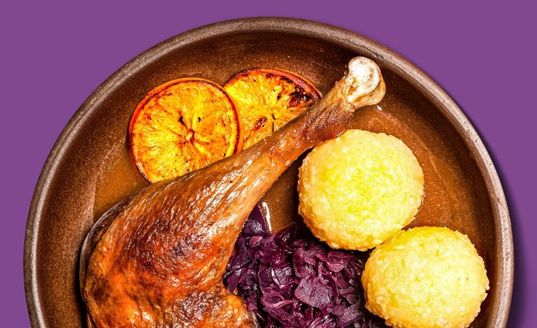 Rotkohl im Advent