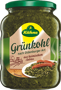 Grünkohl Oldenburger Art